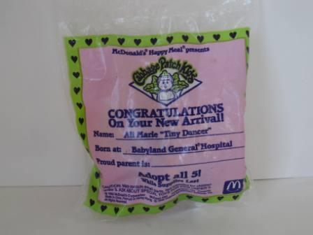 1992 McDonalds - Ali Marie - Cabbage Patch Kids