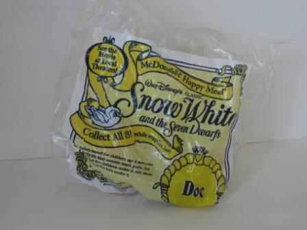 1992 McDonalds - Doc - Snow White (SEALED)