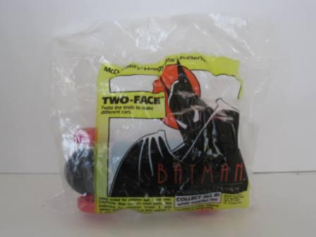 1993 McDonalds - Two-Face - Batman (SEALED)