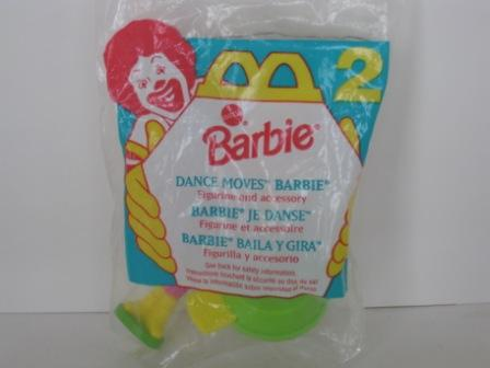 1994 McDonalds - #2 Dance Moves Barbie - Barbie