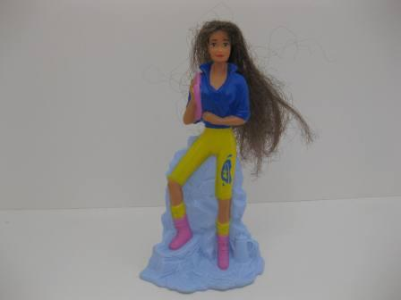 1994 McDonalds - #4 Camp Teresa - Barbie