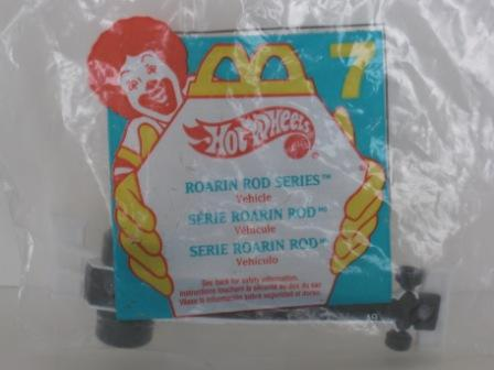 1995 McDonalds - #7 Roaring Rod Series - Hot Wheels