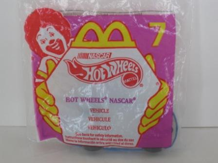 1998 McDonalds - #7 Hot Wheels NASCAR - Hot Wheels