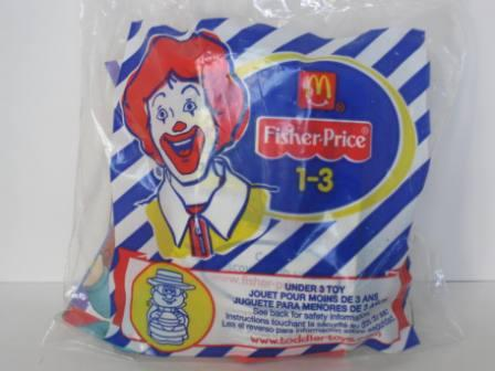 2003 McDonalds - Hamburgler - Fisher-Price Under 3