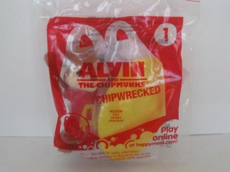 2011 McDonalds - #1 Alvin - Alvin and the Chipmunks