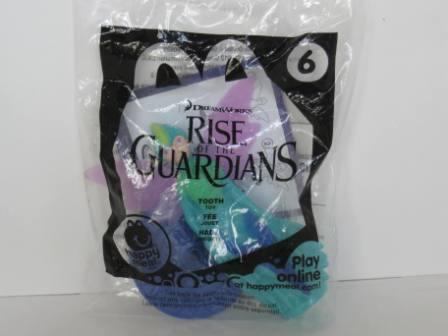 2012 McDonalds - #6 Tooth - Rise of he Guardians