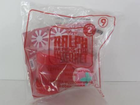 2018 McDonalds -#9 Taffyta Muttonfudge - Ralph Breaks Internet