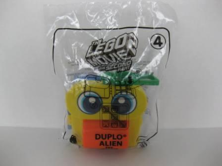 2018 McDonalds - #4 Duplo Alien - The Lego Movie 2