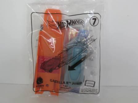 2019 McDonalds - #7 Gazella R Jump - Hot Wheels