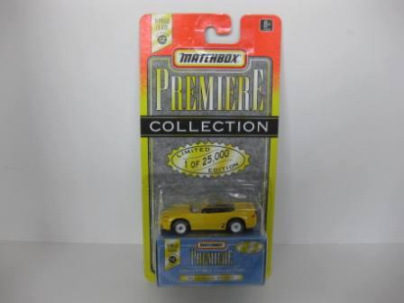 Mitsubishi Spyder - Matchbox Premier Collection (1997) - Toy