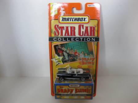 Brady Bunch '55 Chevy Convertible - Matchbox Star Car - Toy