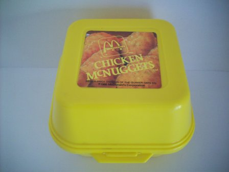 McDonalds Chicken McNuggets (1988) - Toy