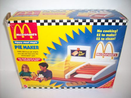 McDonalds Pie Maker (In Box) - Toy