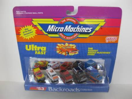 #53 Backroads Collection - Micro Machines (1989) - Toy
