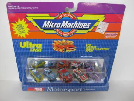#55 Motorsport Collection - Micro Machines (1989) - Toy