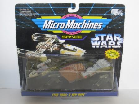 Star Wars: A New Hope - Micro Machines (1994) - Toy