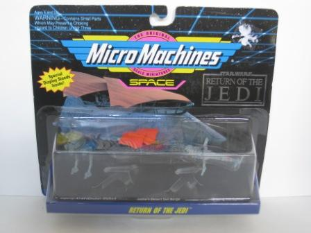 Star Wars: Return of the Jedi - Micro Machines (1993) - Toy