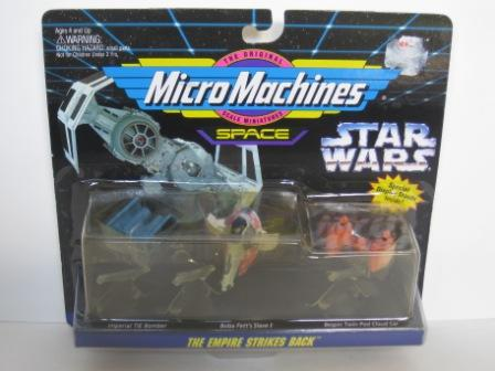 Star Wars: The Empire Strikes Back - Micro Machines (1994) - Toy