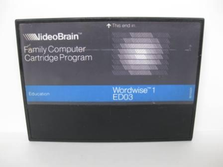 Wordwise 1 ED03 - VideoBrain Game