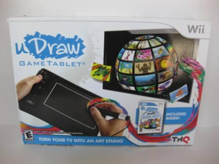 uDraw Game Tablet with Instant Artist (SEALED) - Wii Accessory