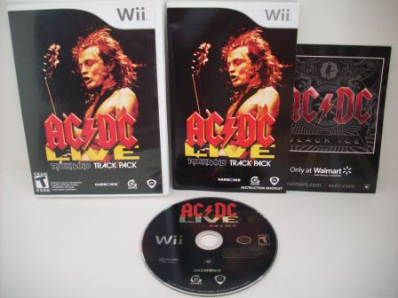 AC/DC Live Rock Band Track Pack - Wii Game