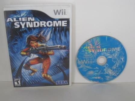 Alien Syndrome - Wii Game