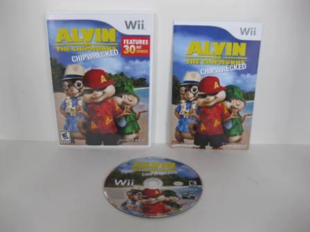 Alvin & The Chipmunks - Wii Game