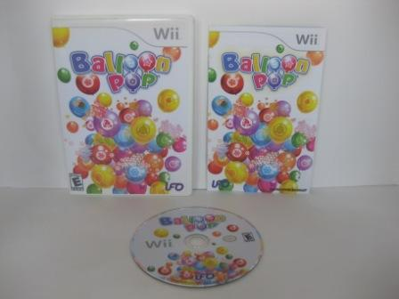 Balloon Pop - Wii Game