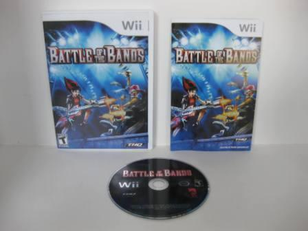 Battle of the Bands - Wii Game