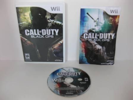 Call of Duty: Black Ops - Wii Game