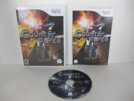 Counter Force - Wii Game