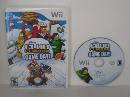 Disney Club Penguin: Game Day! - Wii Game
