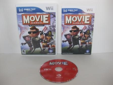 Family Fest Presents: Movie Games - Wii Game