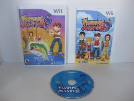 Fishing Master - Wii Game