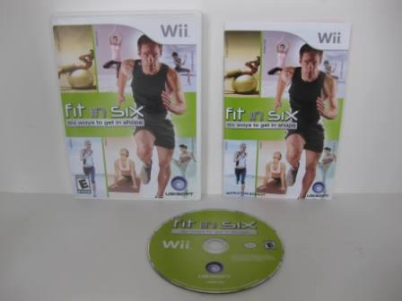 Fit In Six - Wii Game