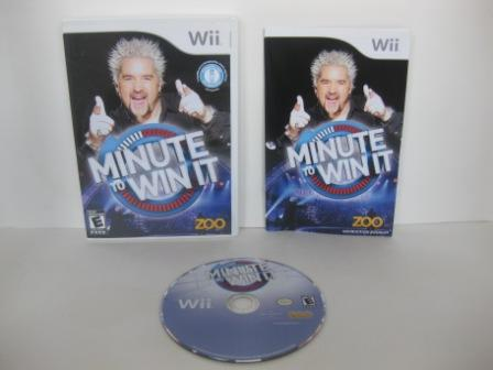Minute To Win It - Wii Game