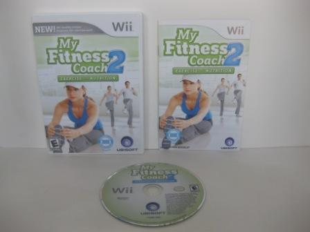 My Fitness Coach 2: Exercise and Nutrition - Wii Game