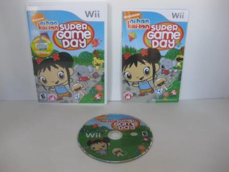 Nickelodeon Ni Hao, Kai-Lan: Super Game Day - Wii Game