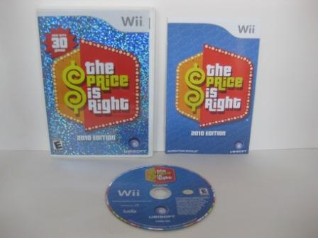 Price is Right, The: 2010 Edition - Wii Game