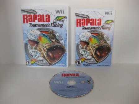 Rapala Tournament Fishing - Wii Game