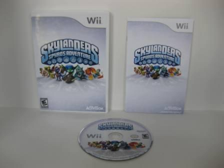 Skylanders Spyros Adventure - Wii Game