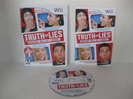 Truth or Lies - Wii Game
