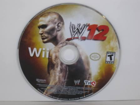 WWE 12 (DISC ONLY) - Wii Game