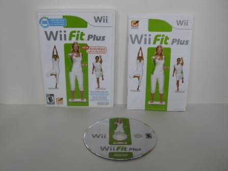 Wii Fit Plus - Wii Game