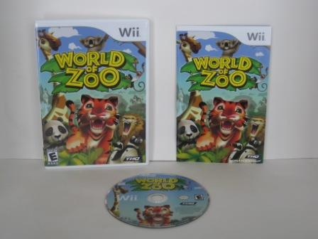 World of Zoo - Wii Game