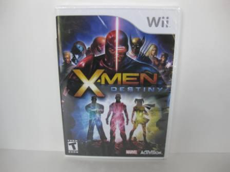 X-Men: Destiny (SEALED) - Wii Game