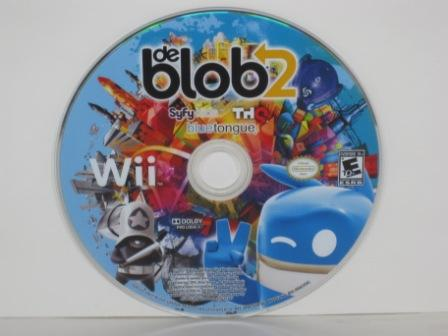 de Blob 2  (DISC ONLY) - Wii Game