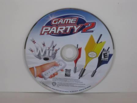 Game Party 2 (DISC ONLY) - Wii Game