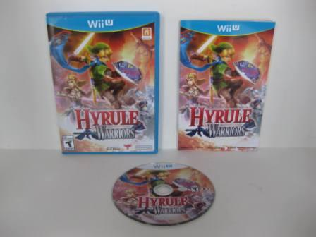 Hyrule Warriors - Wii U Game