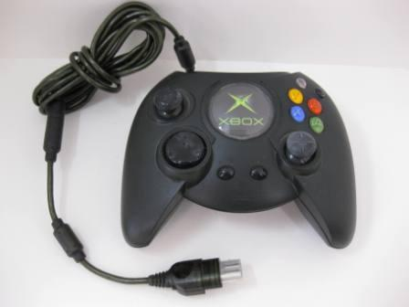 Official Fat Duke Controller X08-17160 (Black) - Xbox Accessory